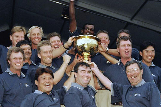1998 Presidents Cup