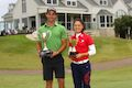 Houston, Lee come out on top at Dunes Medal
