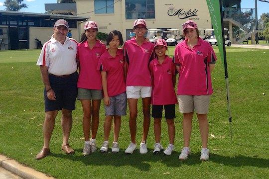 Hurstville Girls win Encourage Shield title