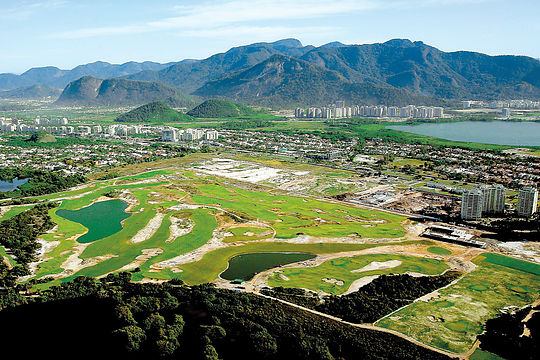 Reserva de Marapendi Golf Course in Rio de Janeiro