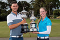 Perry, Hetherington win Victorian Amateur titles