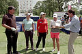 Mickelson comes out on top at LPGA Skills Challenge