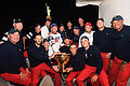 Team USA thump Internationals at Presidents Cup