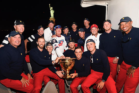 Team USA - Presidents Cup