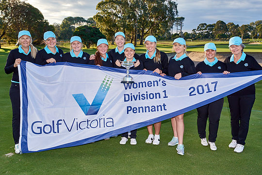 2017 Commonwealth Women's Pennants Team