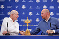Ryder Cup: USA look to secure historic away win
