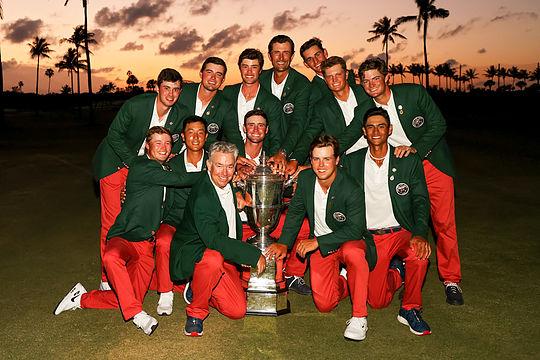 Team USA - 2021 Walker Cup