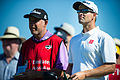 Williams out as Scott names alternative major caddie