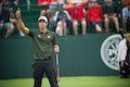 Scott hunting record-breaking Dufner at PGA