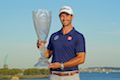 Scott's bogey-free final round wins Barclays