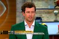 Adam Scott's four-week Masters celebration begins