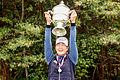 Rookie Kim's birdie blitz wins delayed US Women's Open