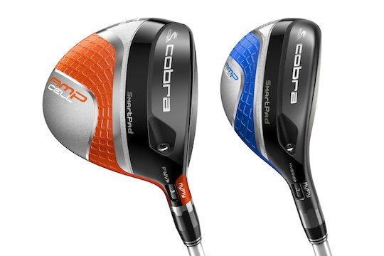 Cobra Golf AMP CELL Fairways and Hybrids