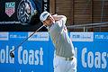 Dodt fires 65 to lead suspended Australian PGA