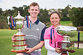 Wong, Richards win 2021 Riversdale Cup titles