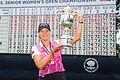 Sorenstam cruises to 8-shot win in US Senior Open