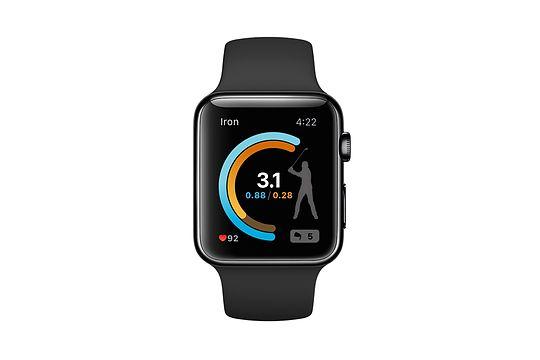 PING Apple Watch Golf Workout App