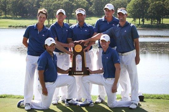 Augusta State Golf Team