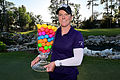Ernst cruises to five-shot victory in LPGA Drive On