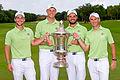 Aussies claim historic World Amateur Teams win