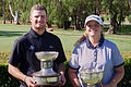 Pehlic, Rudgeley secure WA Amateur titles