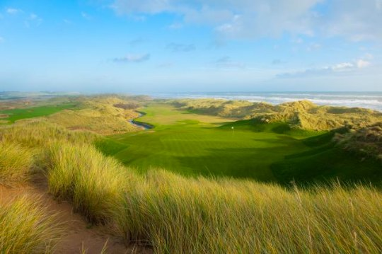 Trump International Golf Club Scotland