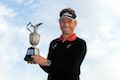 Langer romps home to win Senior British Open