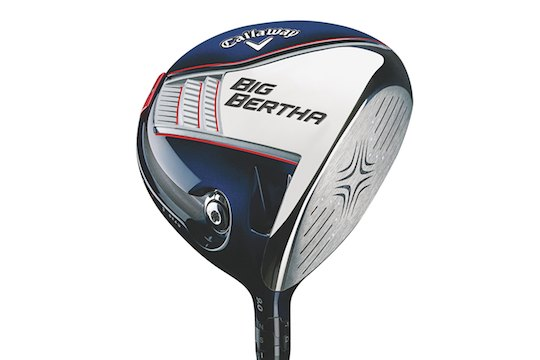 2014 BIg Bertha Driver