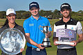 Windred, Hong take low amateur honours at Vic Open