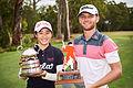 Yamaguchi, Windred secure Avondale Amateur titles
