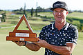 Gay chases down Clark for Bermuda Championship win