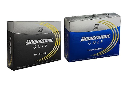 Bridgestone innovates with new B330 Ball