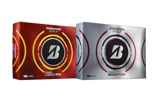 Bridgestone B330-RX Series Golf Balls