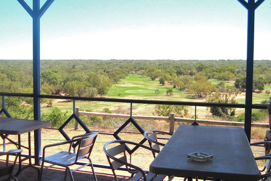 Broome Golf Club