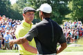 DeChambeau upstages Woods, Smith T4 in Boston