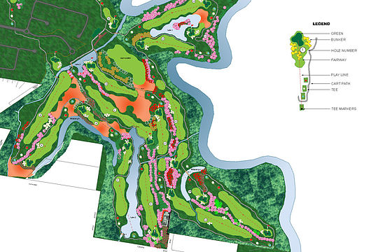 New golf course set for Brisbane's eastern suburbs