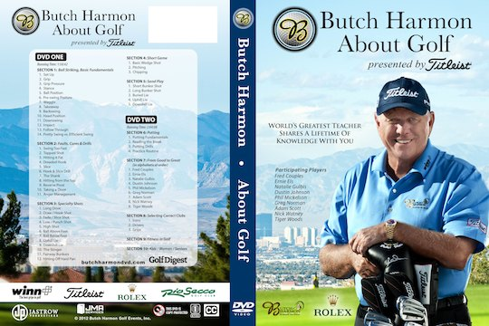 Butch Harmon About Golf presented by Titleist
