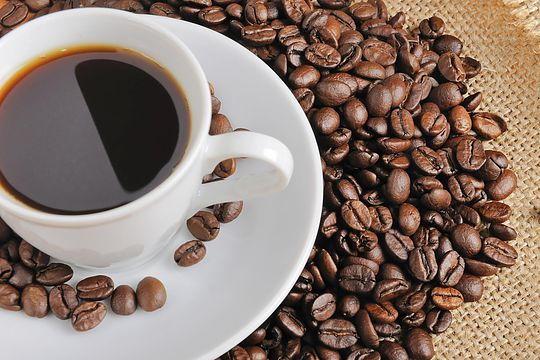 Study reveals caffeine may improve your golf