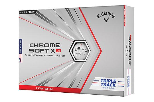 Callaway Chrome Soft X LS