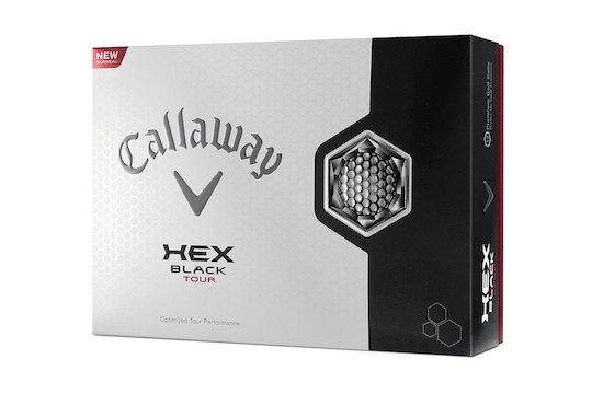 Callaway HEX Black Tour