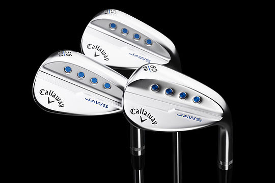 Callaway MD5 Chrome Wedges