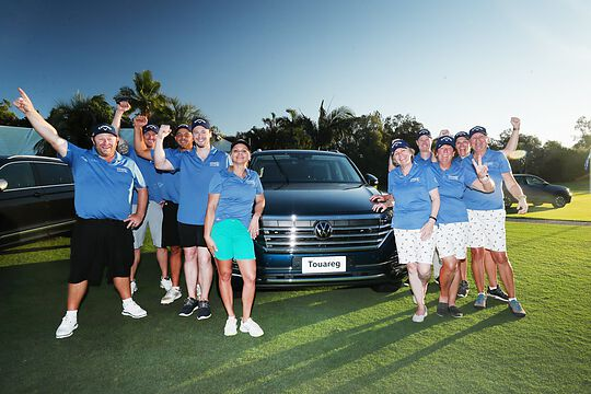 Callaway, PGA of Australia announce expanded partnership