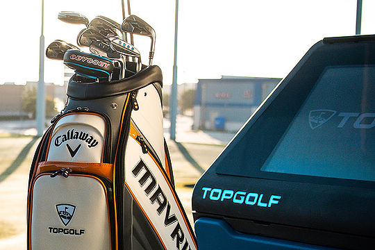 Callaway announces billion dollar TopGolf merger