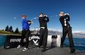 Callaway tees off from Lake Wakatipu