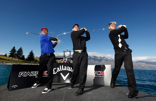 Callaway Celebrity Shoot-out