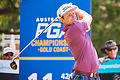 Smith fires 65 to take the lead at Australian PGA