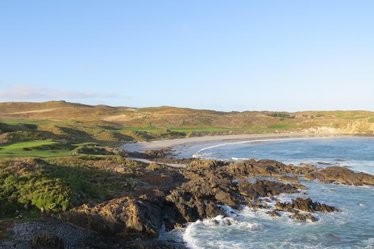 Cape Wickham 17th Hole