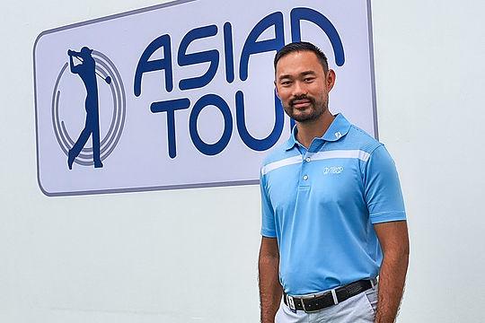 Asian Tour CEO - Cho Minn Thant