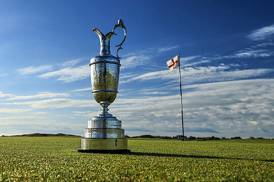 Claret Cup at Royal St George's