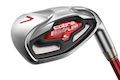 Cobra celebrates with Baffler Hybrid Irons